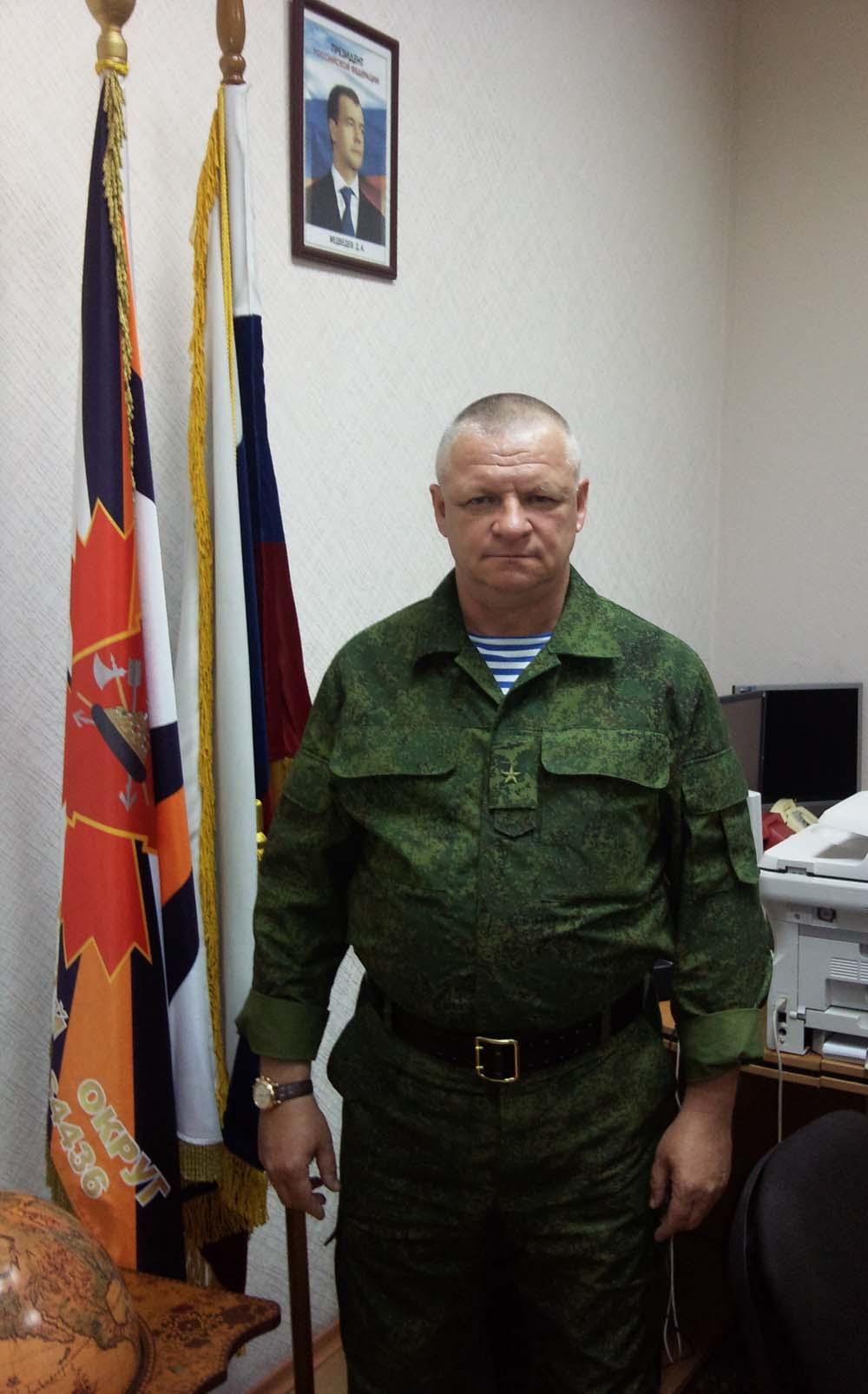 Командование специальных операций России: концепция создания от Сергея Канчукова